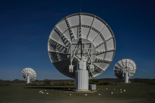 South Africa unveils super radio telescope