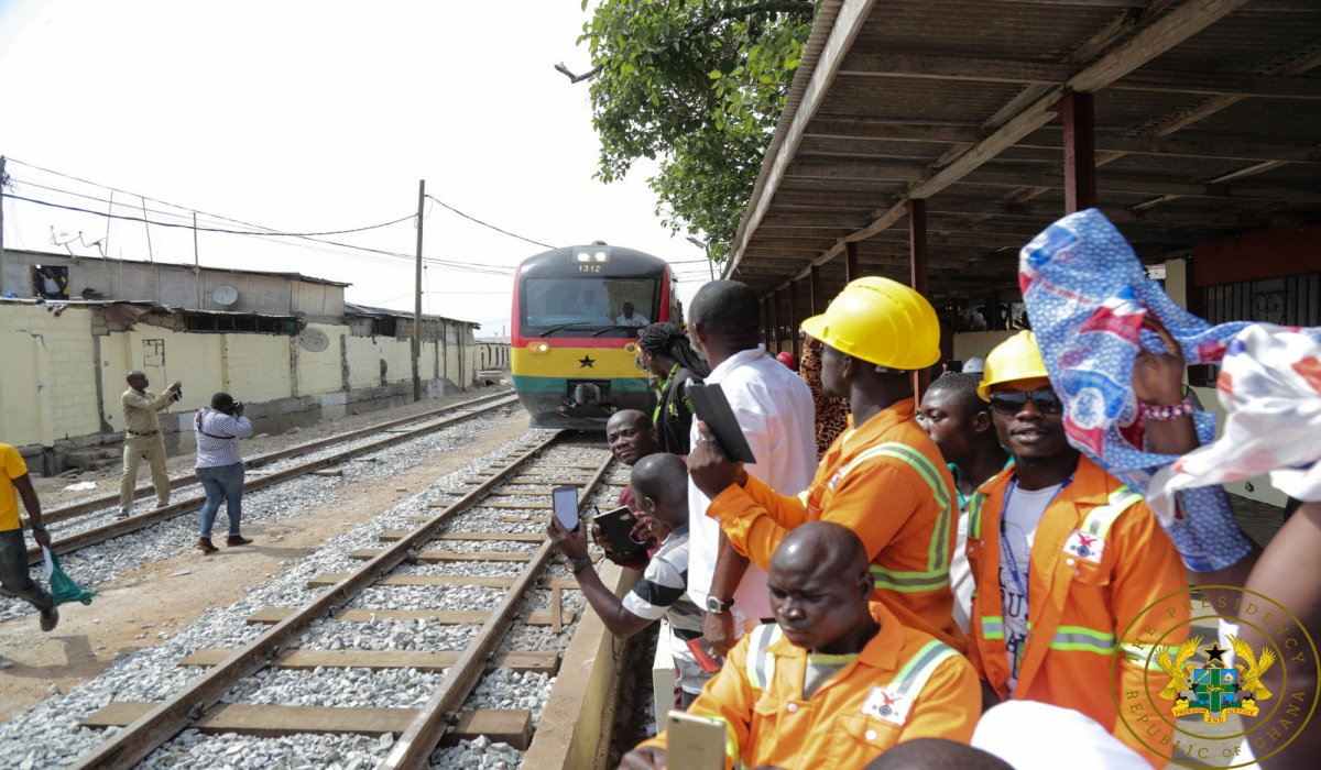 Government Of Ghana To Bring Back Railway Training School